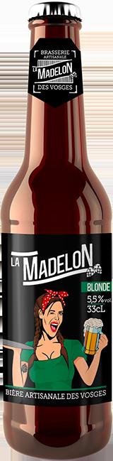 La madelon blonde