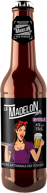 La madelon myrtille