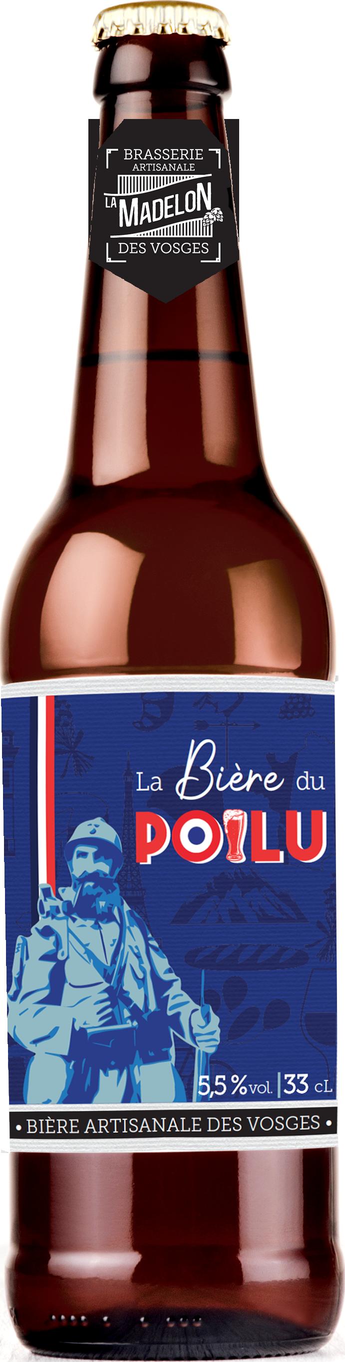 La bière du poilu